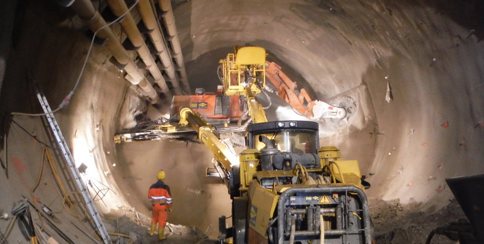 Vortunnel Suedröhre