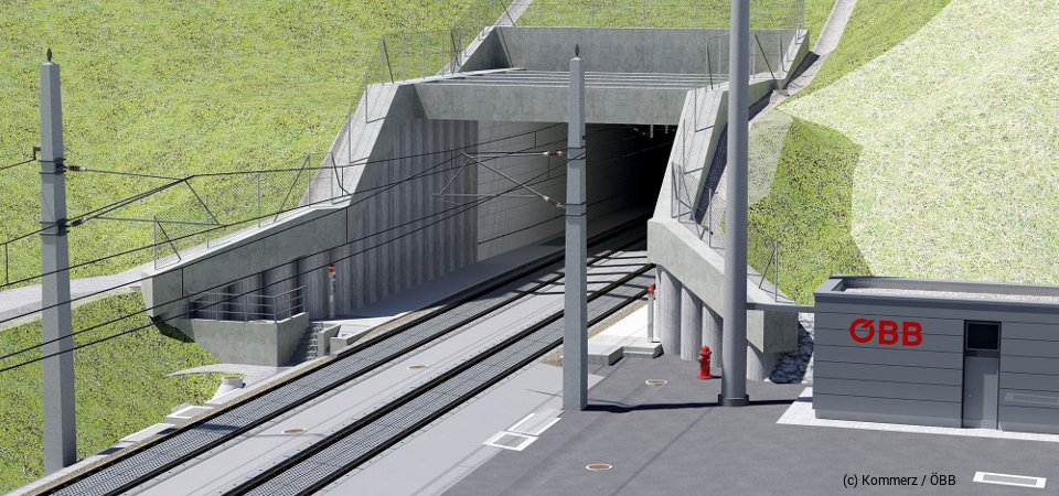 Visualisierung Portal Tunnel Srejach